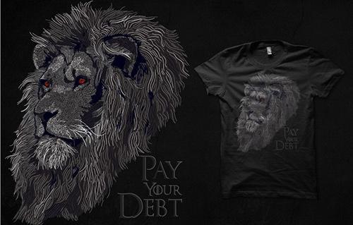 Qwertee.com - Pay Your Debt
