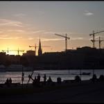 Stokholmas vasarą, su keturmečiu bagaže – I dalis – kelionė ir Stokholmas