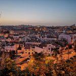 Lisabona: dukart aukštyn, penkiskart žemyn, bet vis tiek viršūnė